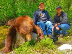 Jake and Joe Kondelis of Western Bear Foundation